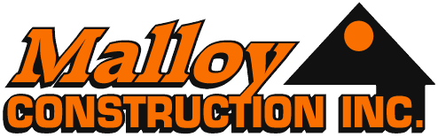 Logo for Malloy Construction, Inc.